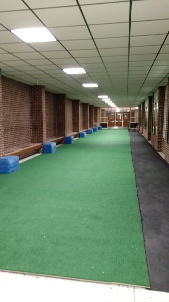 Speed and Agility Area